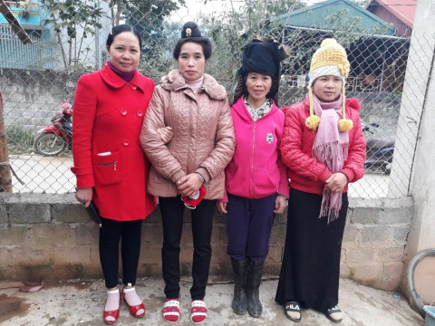 photo of Ngan's Group