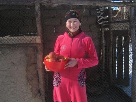 photo of Aizhamal