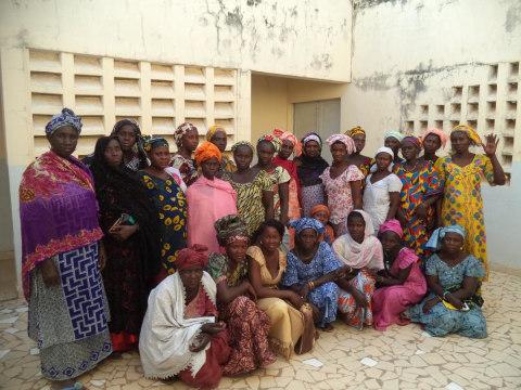 photo of Arabiatou's Group