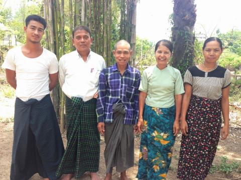 photo of Nyaung Ngu Village Group 1