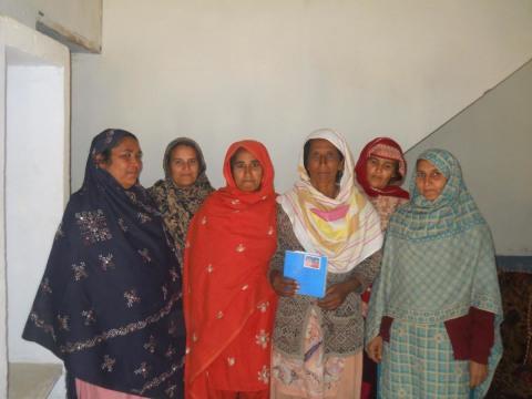 photo of Ruqiya's Group