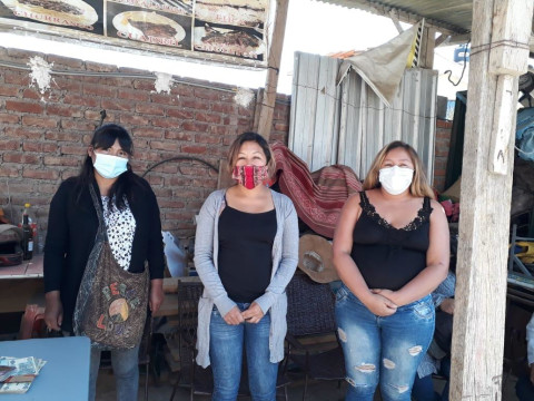 photo of Las Comedidas Group
