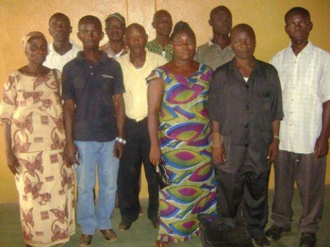 photo of Momoh B.a's Group