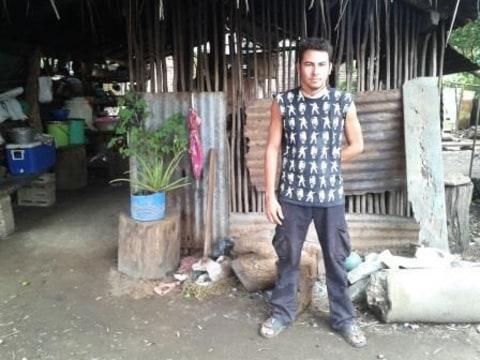 photo of Carlos Exequiel