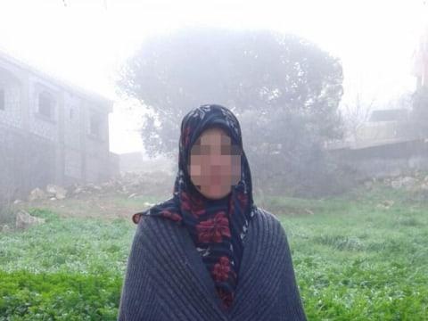 photo of Khadijeh