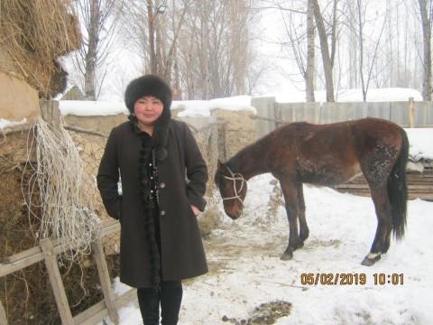 photo of Aizhan