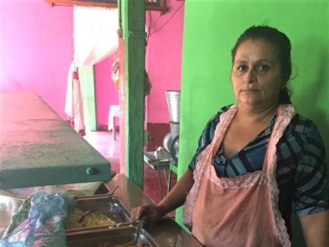 photo of Dora Alicia