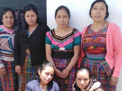 photo of Triunfadoras Group