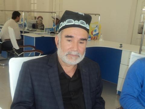 photo of Mahadsharif