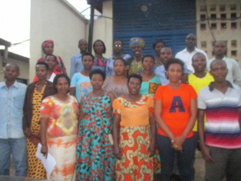 photo of Turwubake Cb A Group