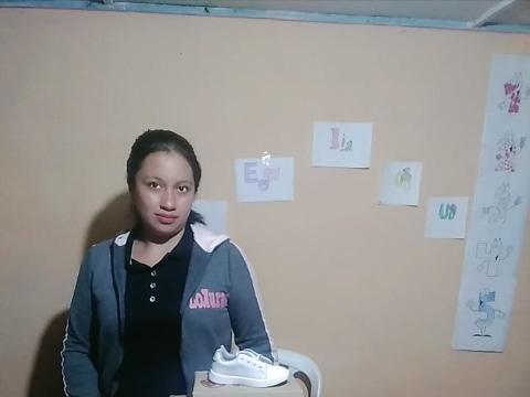 photo of Monica Lizeth