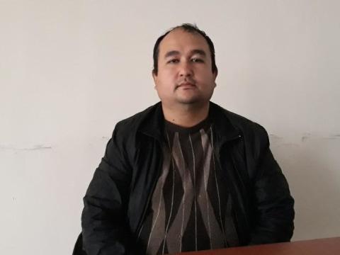 photo of Otabek