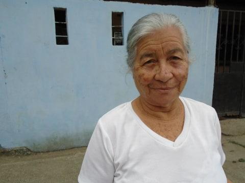photo of Bertha Piedad
