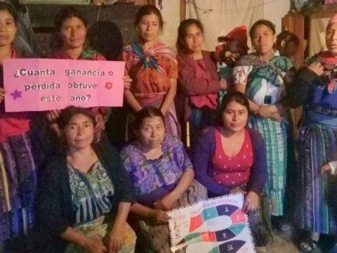 photo of Nueva Esperanza Chuaquisis Group