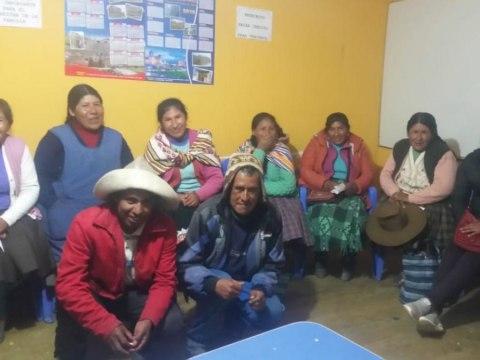 photo of Union Cordillera De Ocongate Group
