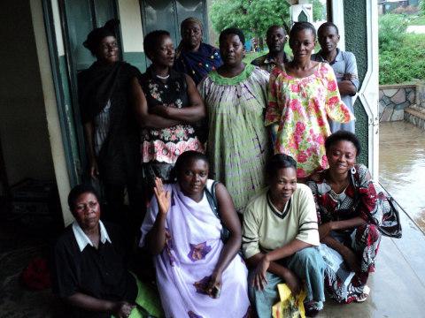 photo of Gogaya Women's Group A, Mubende