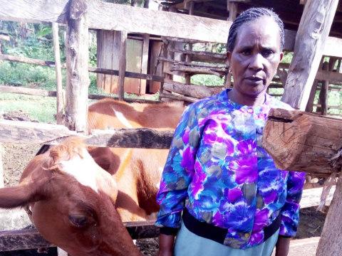 photo of Florence Wakarii