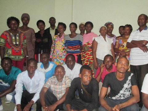 photo of Abahuzabikorwa Cb A Group