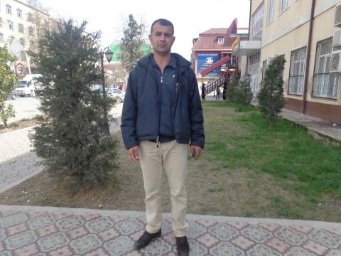 photo of Khayrullo