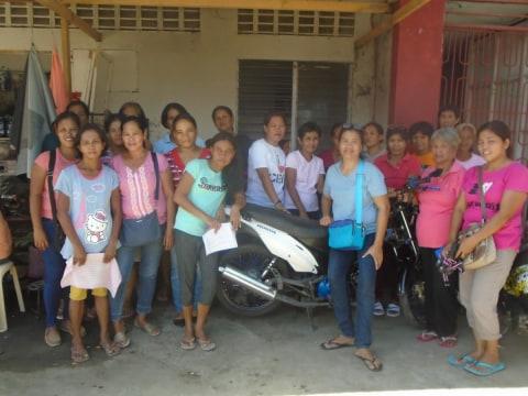 photo of Center 168 Tinongan Women'S Association Group