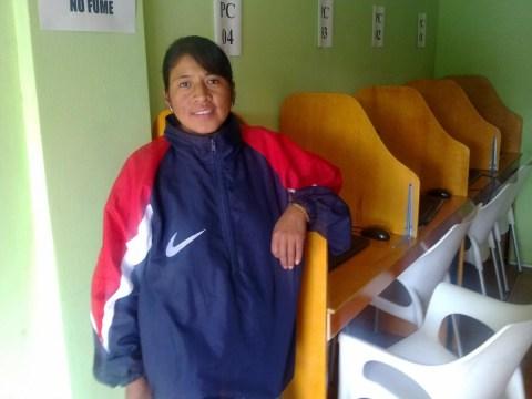 photo of María Lucrecia