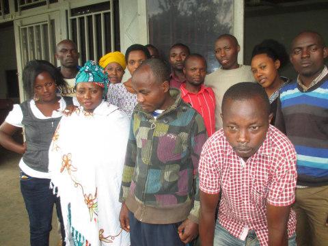photo of Abunzubumwe Sub Group A