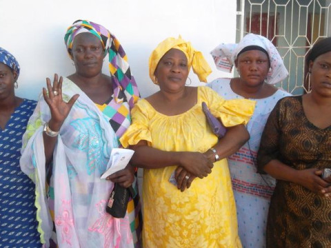 photo of Djiguène Bakhna 79 Group