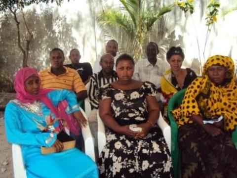 photo of Nyerere Group