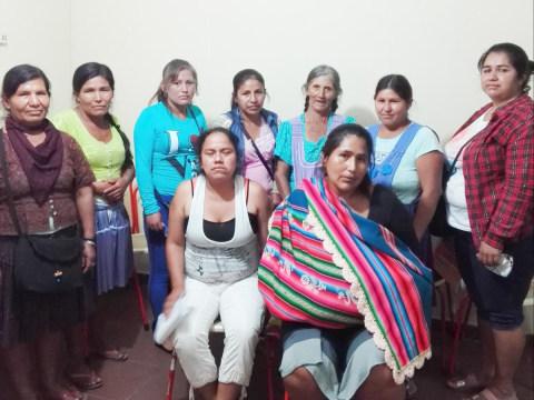 photo of Corazon Valiente De Limoncito Group