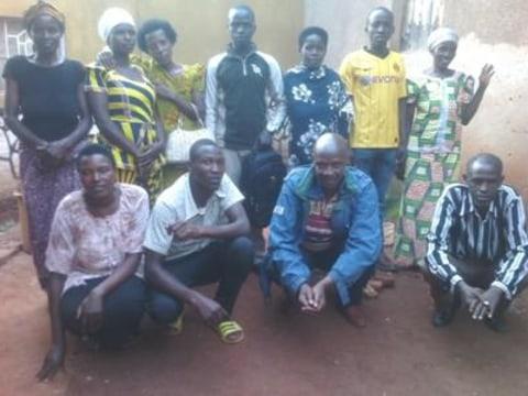 photo of Tuzamurane Bugoba Group