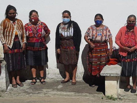 photo of Las Florecitas Group