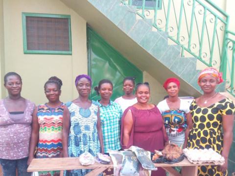 photo of Christ Nti Group