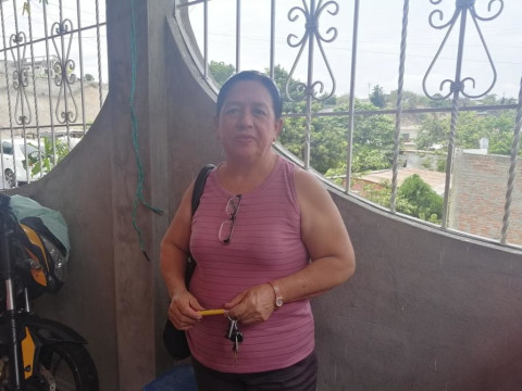 photo of Vicenta Monserrate