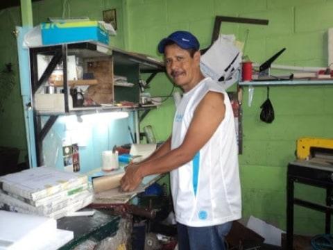 photo of Oscar Armando