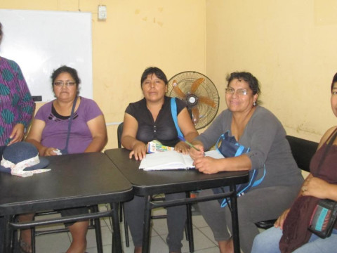 photo of Mujeres Positivas Group