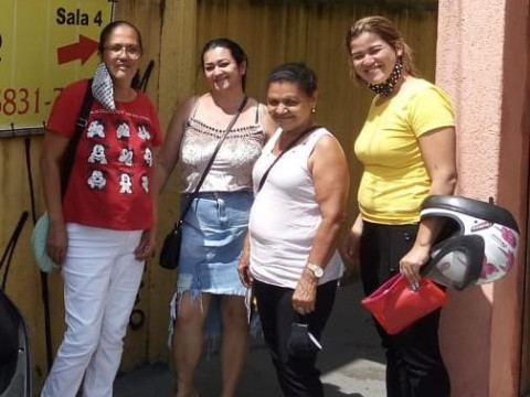 photo of Vitoriosas I Group