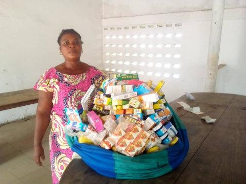 photo of Agossi Esther