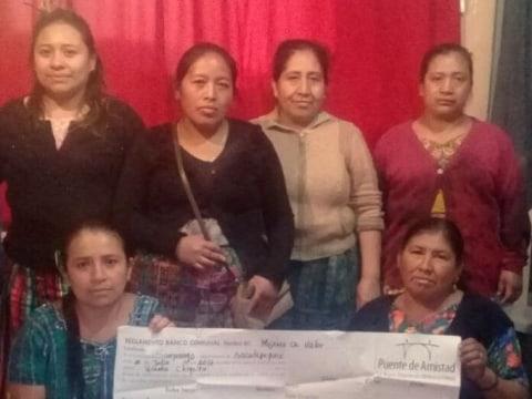 photo of Mujeres De Valor Sumpango Group