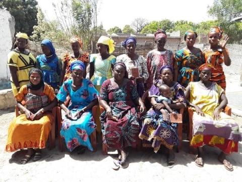 photo of Fatoumata Seydina's Group