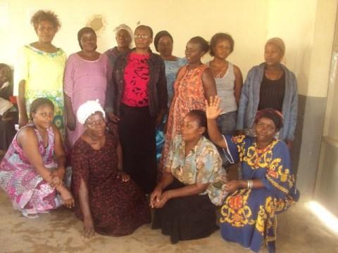 photo of Wofunira Women's Group 1-Zzana, Kampala