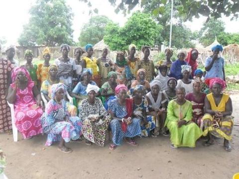 photo of Mamanding's Group