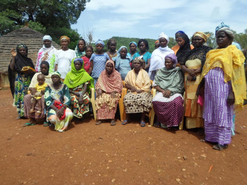 photo of Fatoumata Binta's Group