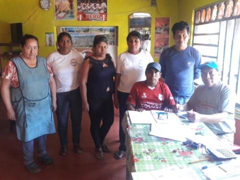 photo of Señor De Los Milagros Group