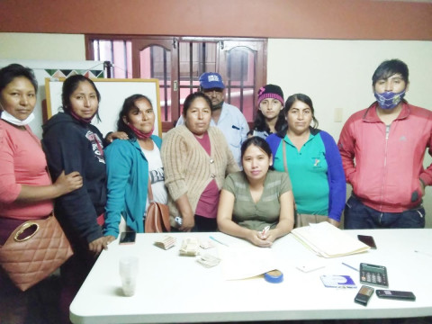 photo of Los Aguilas Group