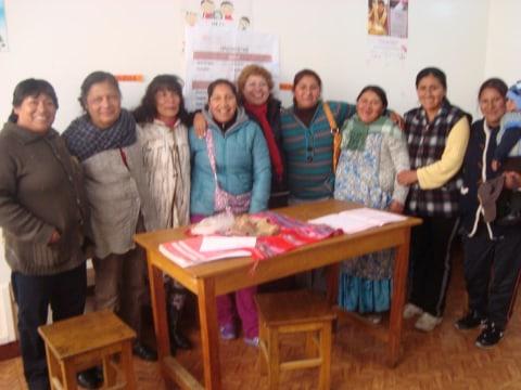 photo of Las Tejedoras Ii Group