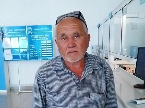 photo of Yuldoshboi
