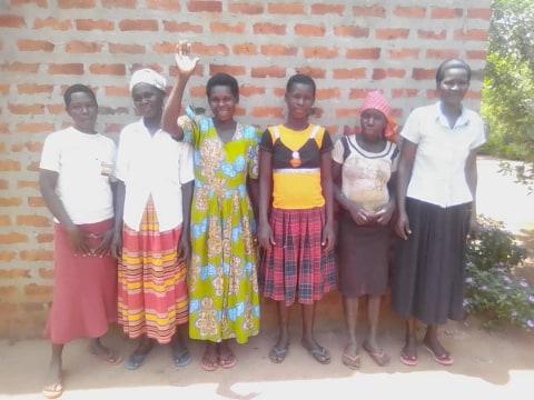 photo of Obanga Atwero Mother Care Group D