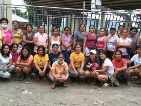photo of Ctr 100 Panaquiao Women's Association Group