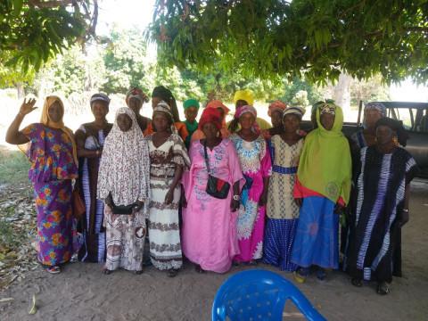 photo of N'deye's Group