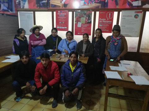 photo of Las Comadres Group